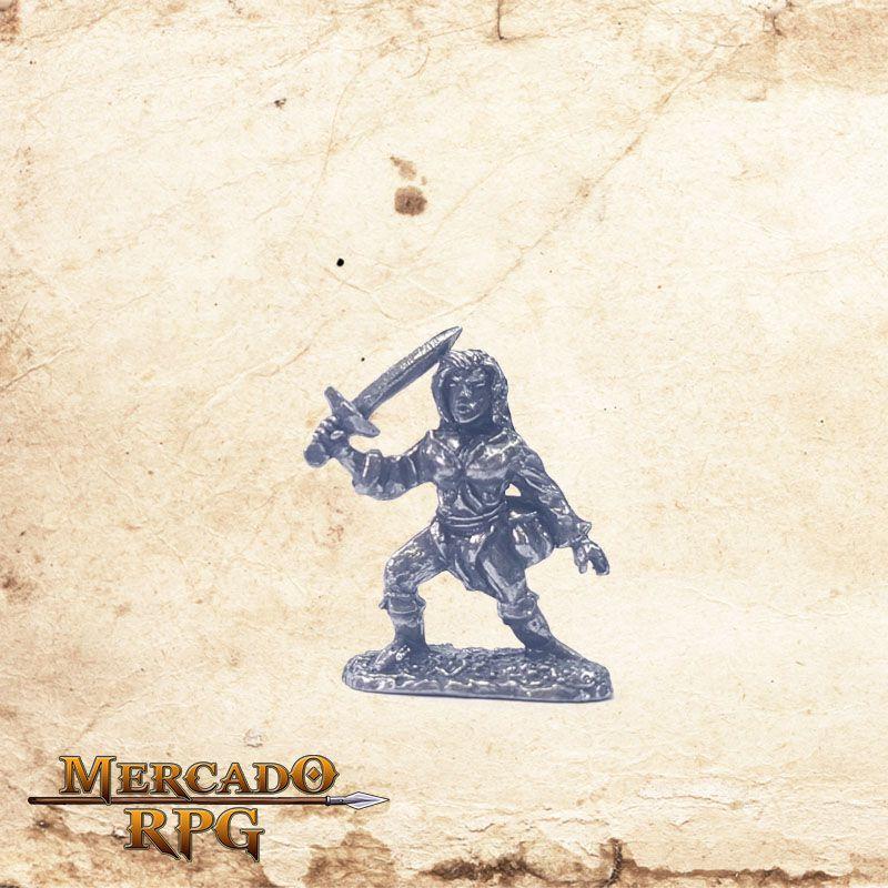Miniatura Fantástica 89  - Mercado RPG