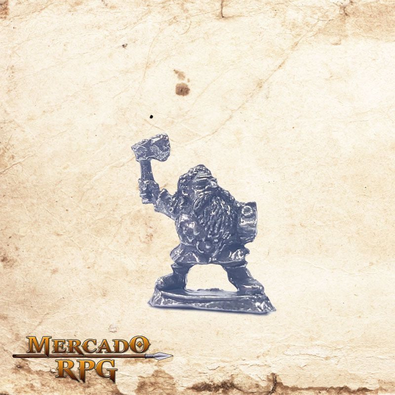 Miniatura Fantástica 99  - Mercado RPG