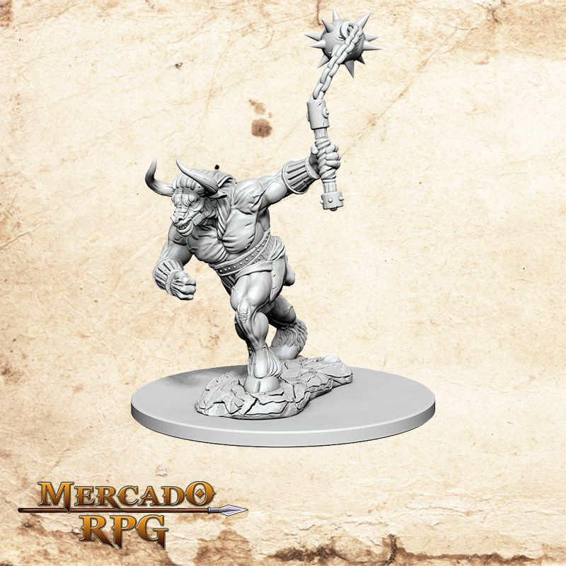 Minotaur - Miniatura RPG