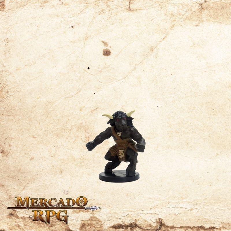 Minotaur Battle Shaman - Sem carta  - Mercado RPG