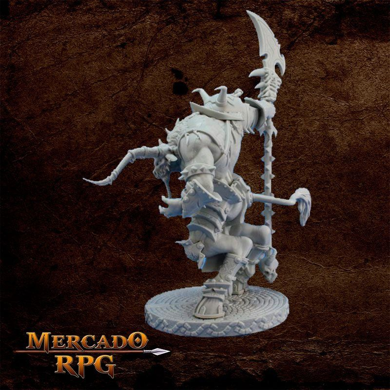 Minotaur Demon Lord  - Mercado RPG