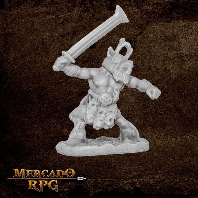 Minotaur Leader