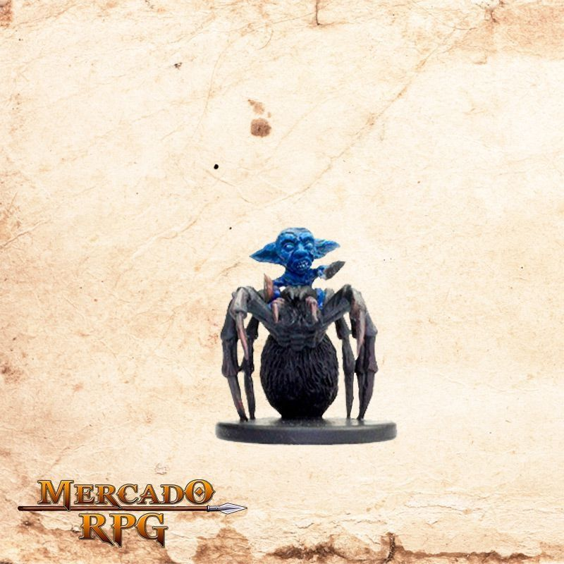Mite on Spider  - Mercado RPG