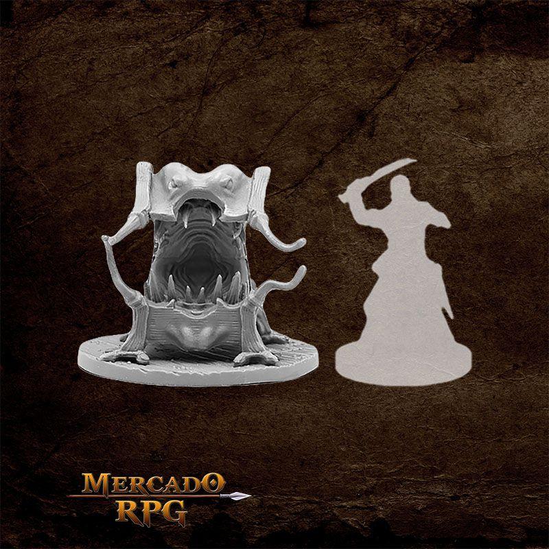 Mockingbeast (Bed) - Miniatura RPG  - Mercado RPG