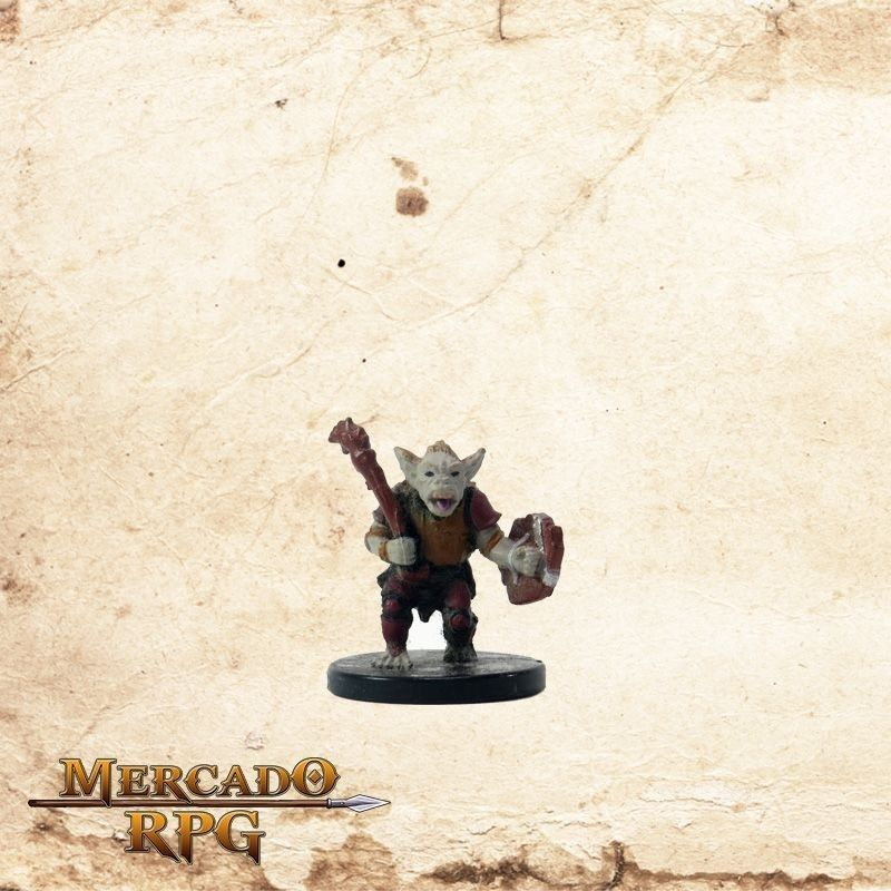 Mongrelfolk - Com carta  - Mercado RPG