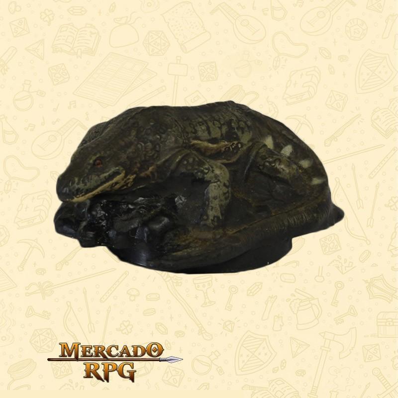 Monitor Lizard - Miniatura D&D - RPG