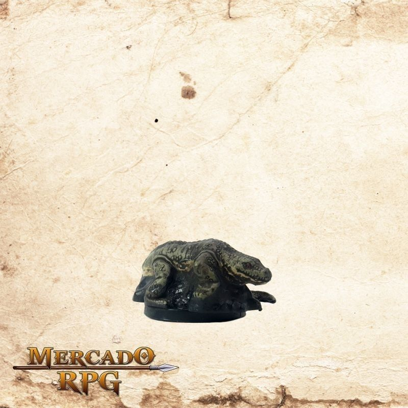 Monitor Lizard - Sem carta  - Mercado RPG