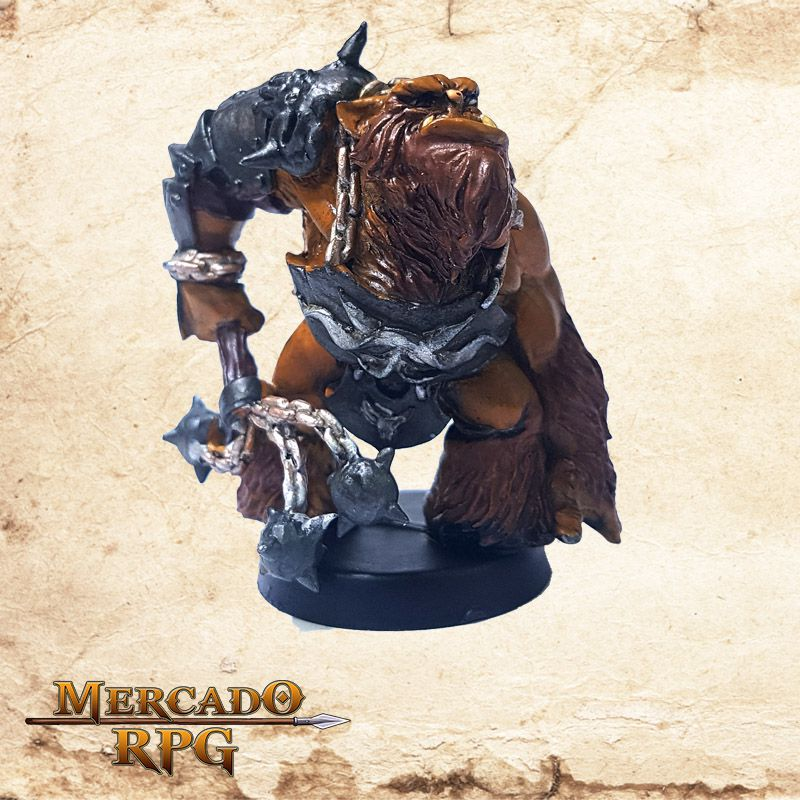 Morog  - Miniatura RPG  - Mercado RPG
