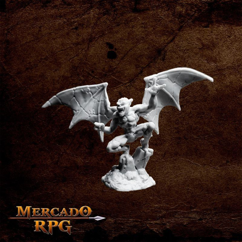 Mortar Gargoyle  - Mercado RPG