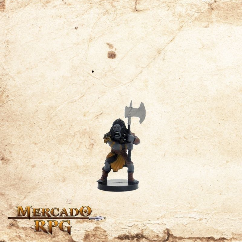 Mountain Orc - Sem carta  - Mercado RPG