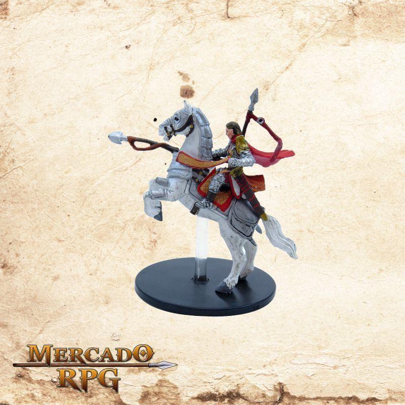 Mounted Alain  - Mercado RPG