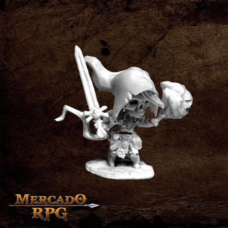 Mrs. Bones  - Mercado RPG