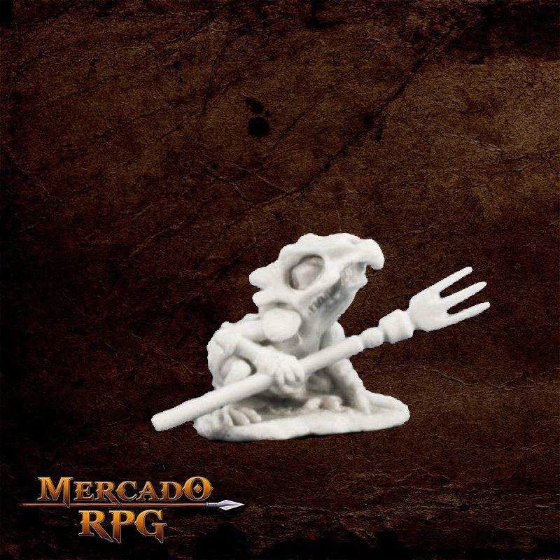 Mudcroak, Squog Shaman  - Mercado RPG