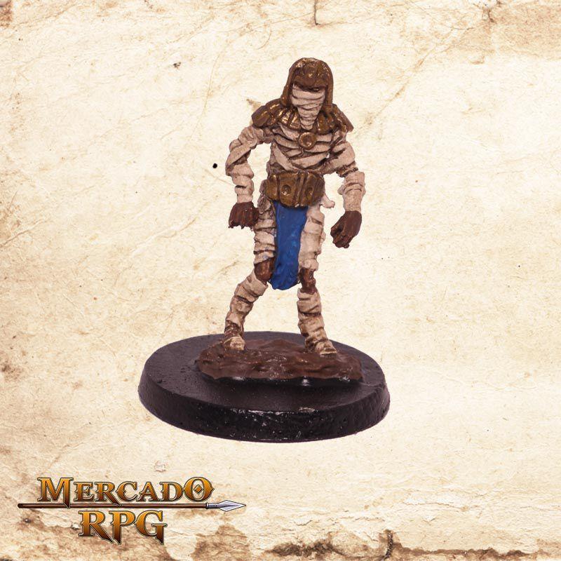 Múmia B  - Mercado RPG