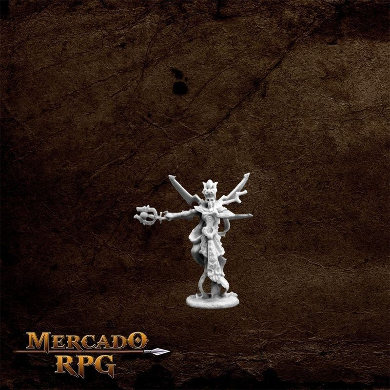 Mummy Lich   - Mercado RPG
