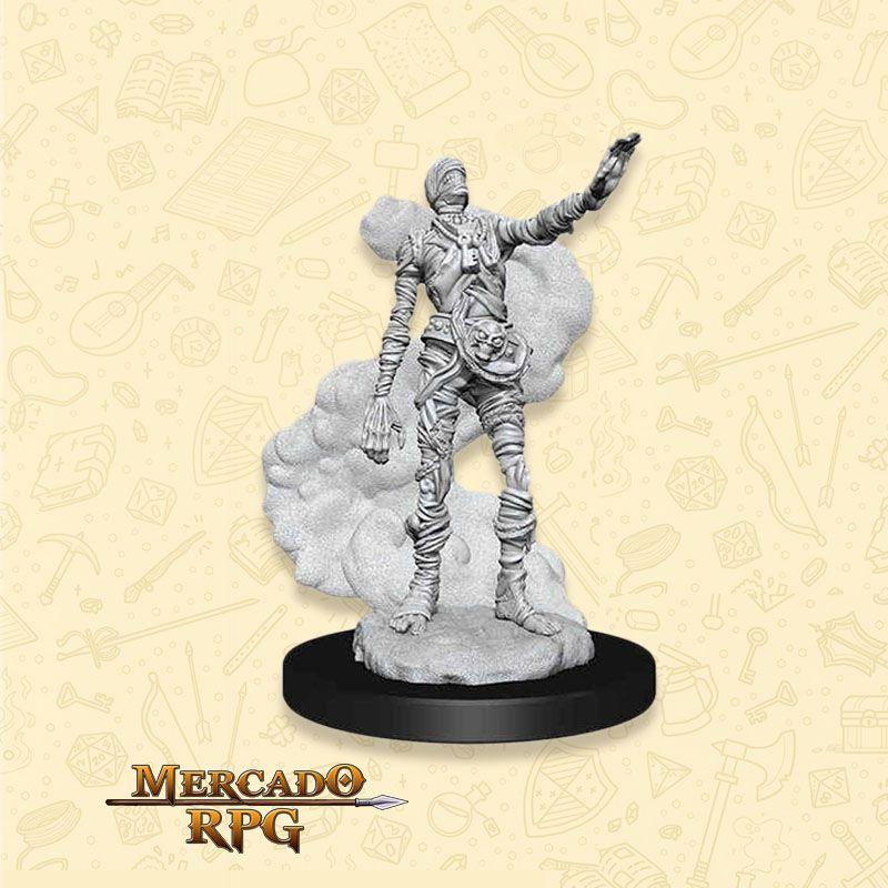 Mummy Lord - Miniatura RPG  - Mercado RPG