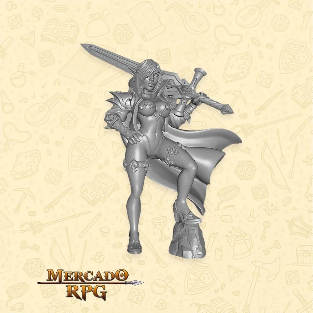 Zeera - Miniatura - RPG