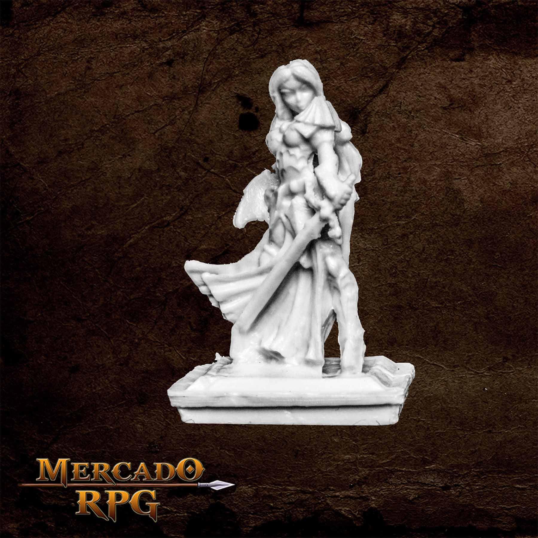 Nazeera Bloodraven - Miniatura RPG  - Mercado RPG