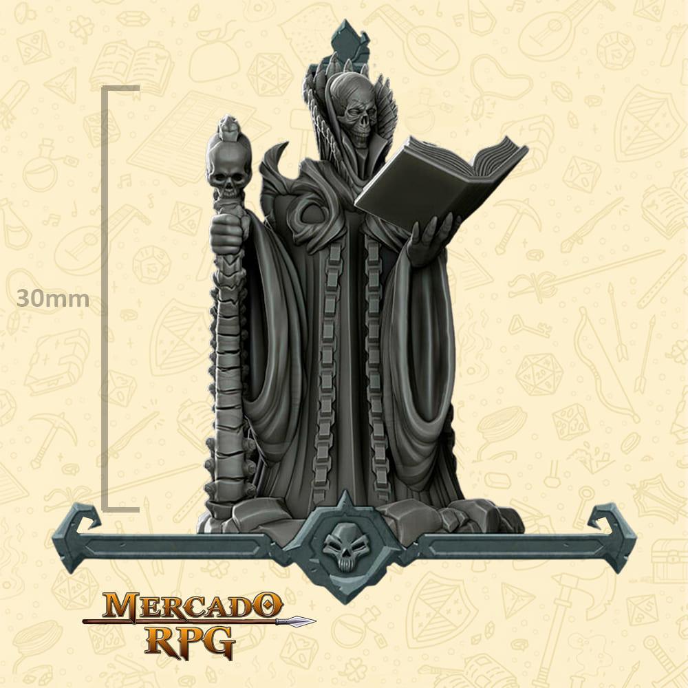 Necromancer - Miniatura - RPG