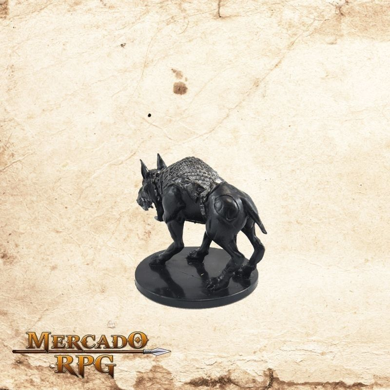 Nessian Warhound - Sem carta  - Mercado RPG
