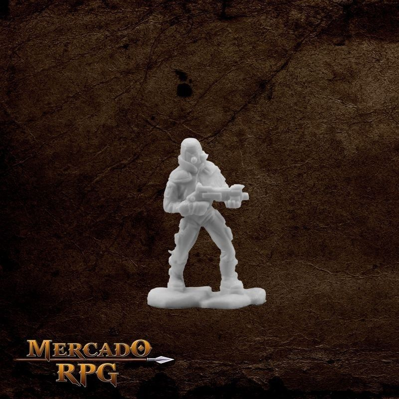 Nine Suns Henchman  - Mercado RPG