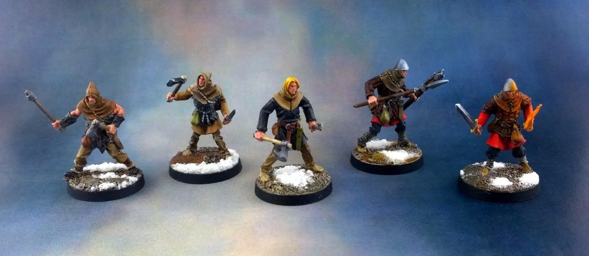 Njorn thugs  - Mercado RPG