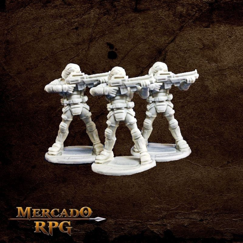 Nova Corp: Guard  - Mercado RPG