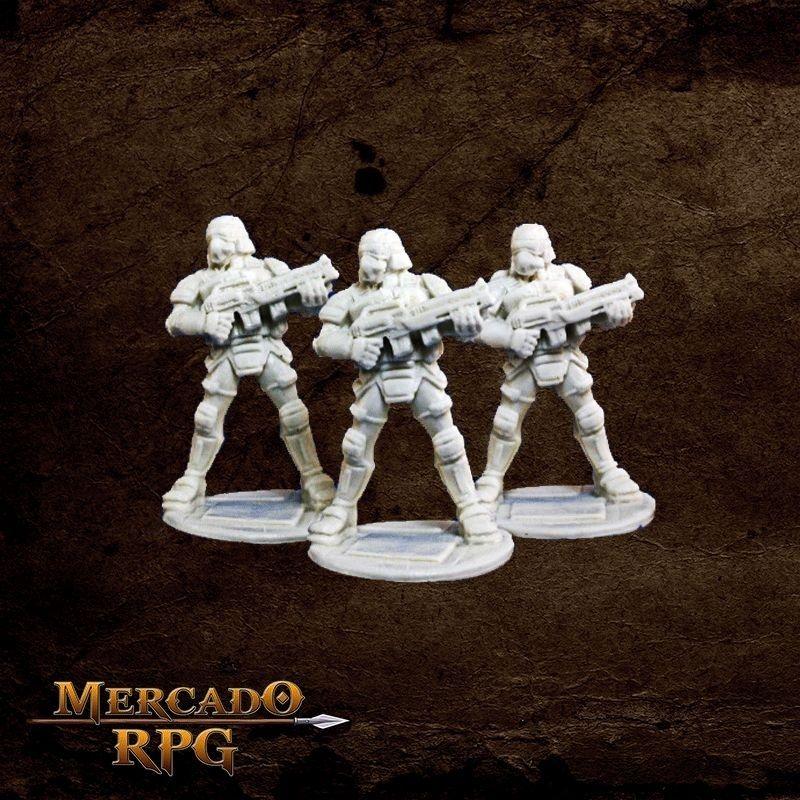 Nova Corp: Soldier (3)