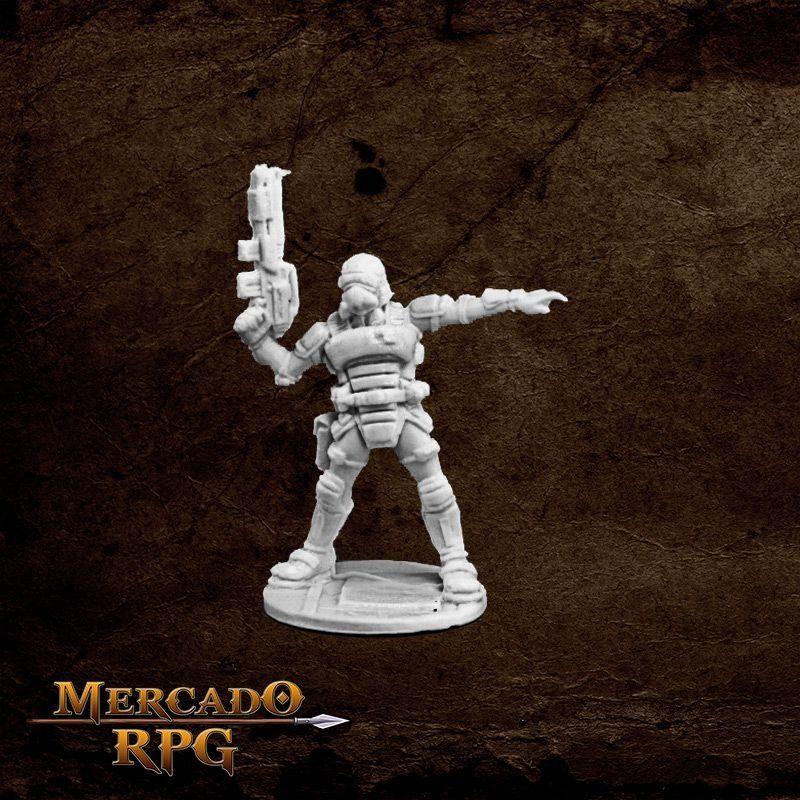 Novacorp Sgt  - Mercado RPG