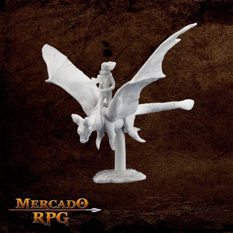 Numenera Raster - Miniatura RPG Reaper Bones