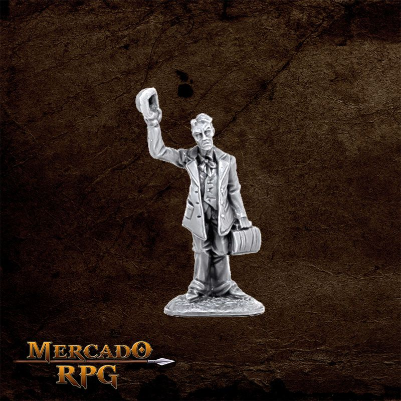 Occult Investigator: Physician  - Mercado RPG