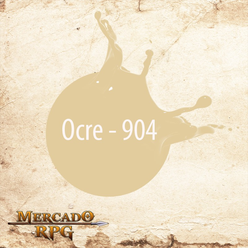 Ocre - 904 - RPG