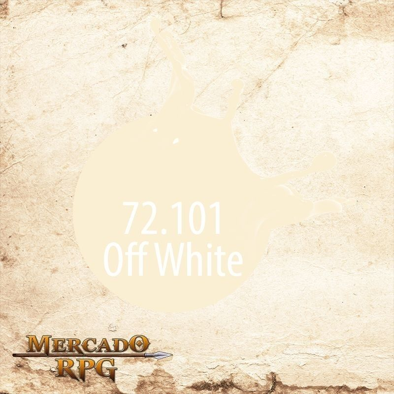 Off White 72.101  - Mercado RPG