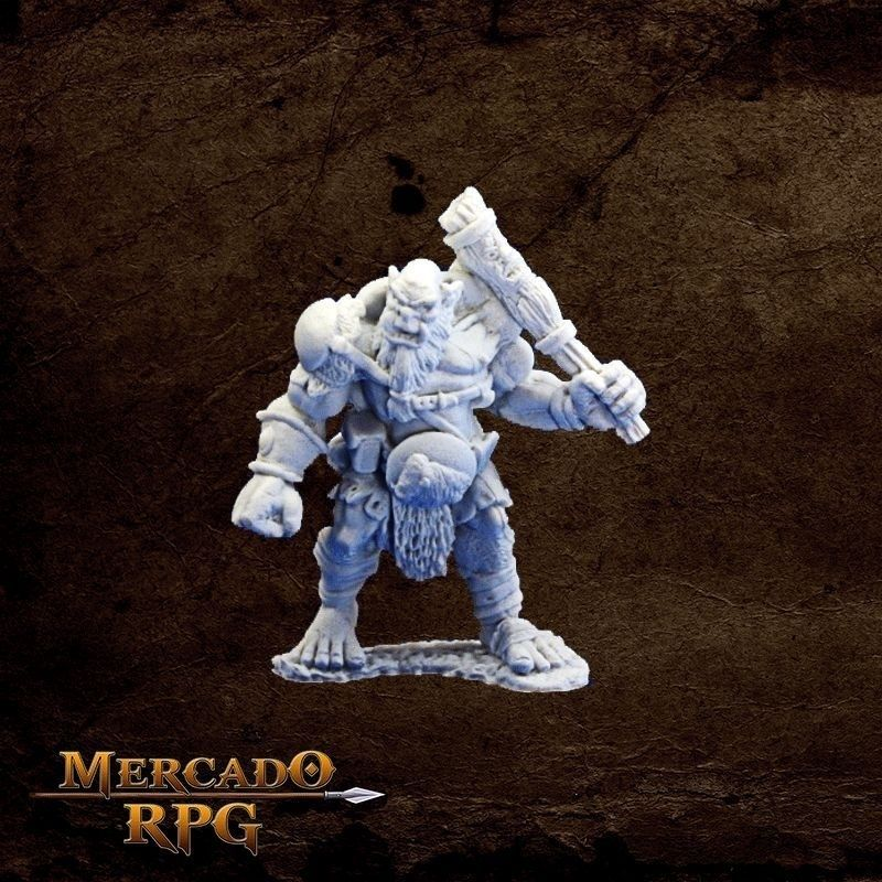 Ogre Chieftain  - Mercado RPG