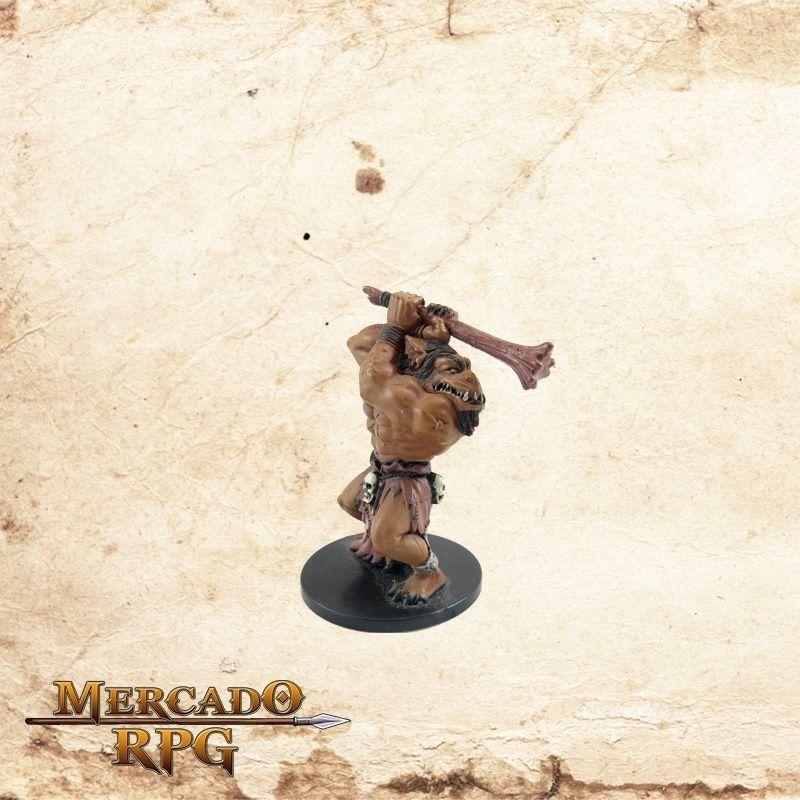 Ogre - Com carta  - Mercado RPG