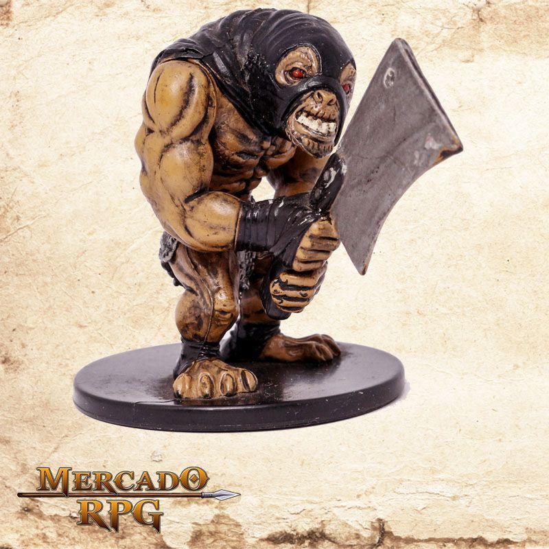 Ogre Executioner  - Mercado RPG