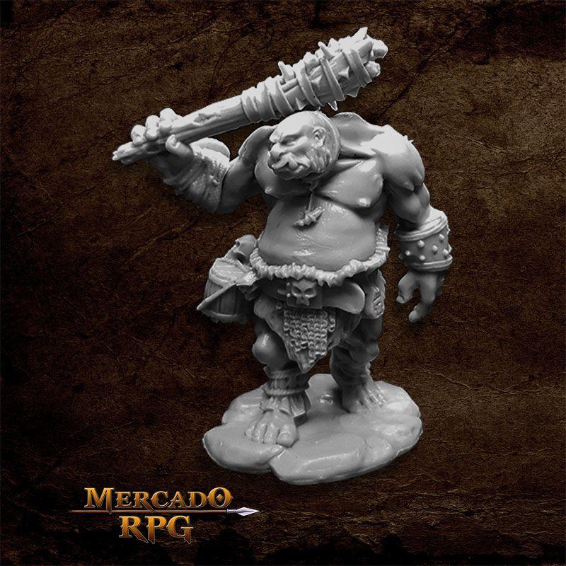 Ogre Guard - Miniatura RPG