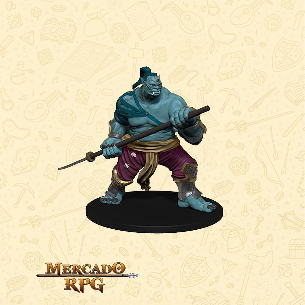 Ogre Magi - Icons of the Realms Classic Creatures - Miniatura D&D - RPG