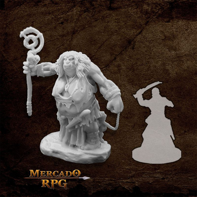 Ogre Matriarch - Miniatura RPG  - Mercado RPG