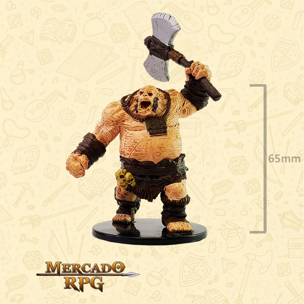 Ogre - Miniatura D&D - RPG