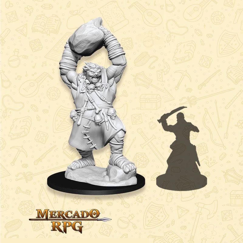 Ogre - Miniatura RPG  - Mercado RPG