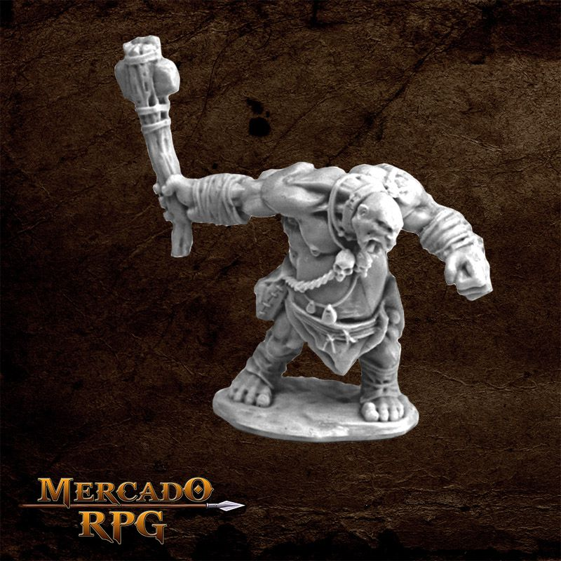 Ogre Smasher   - Mercado RPG