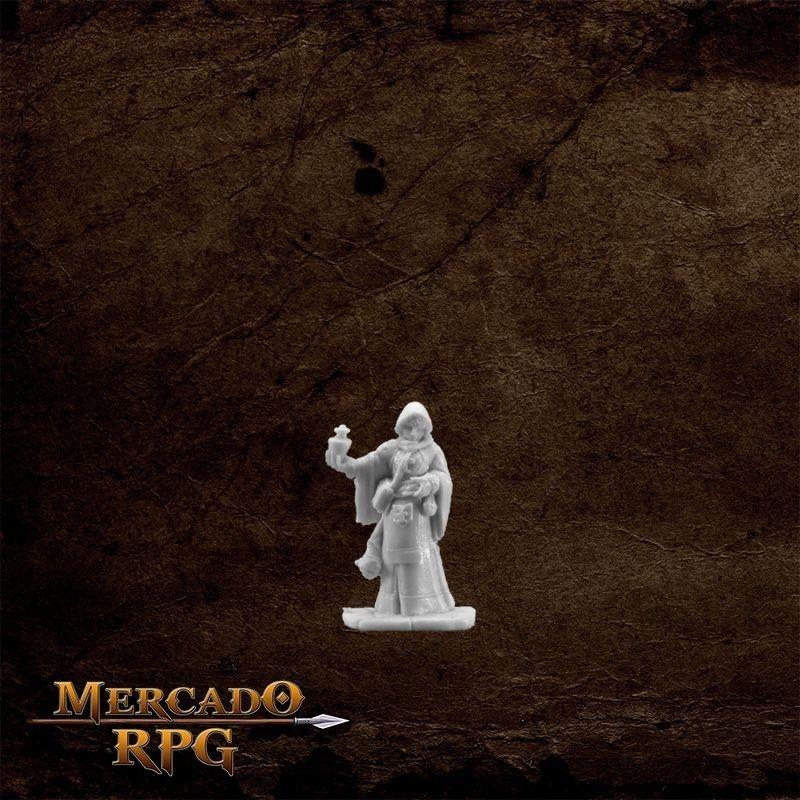 Olivia, Mercenaries Cleric  - Mercado RPG