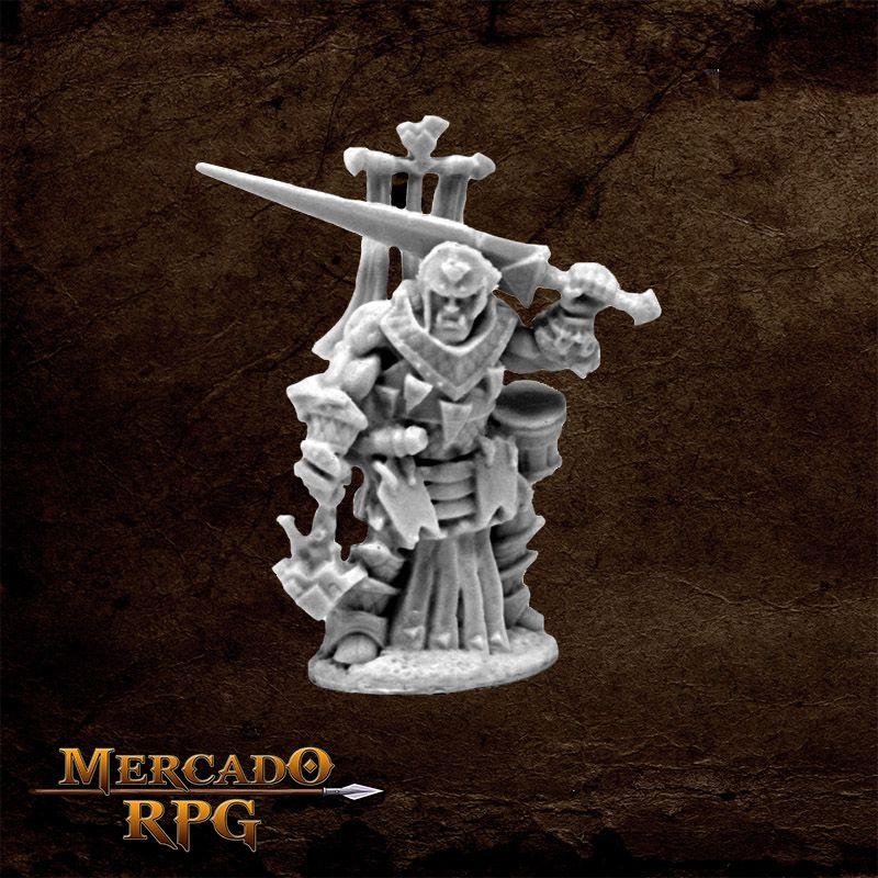 Oloch, Iconic Warpriest  - Mercado RPG