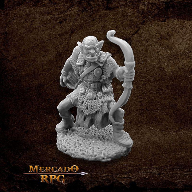 Orc Archer - Miniatura RPG