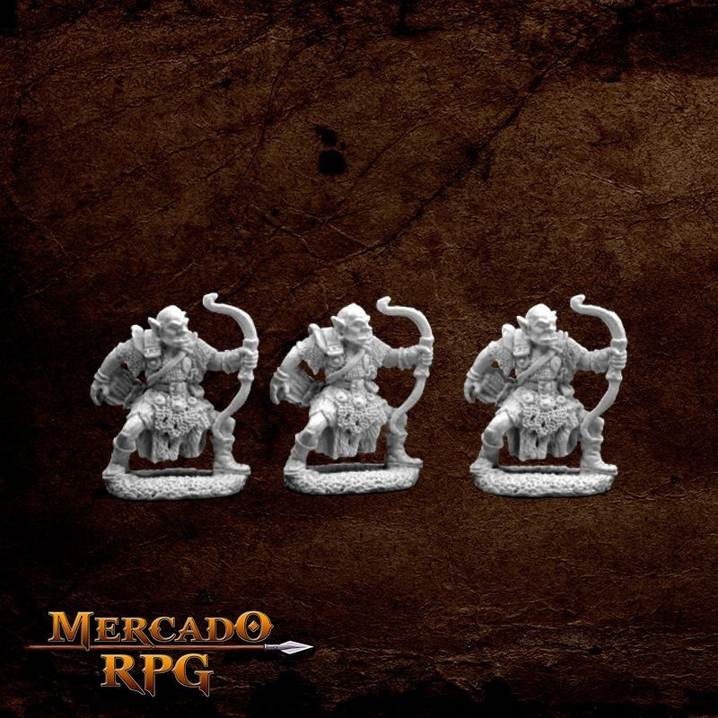 Orc Archers (3)  - Mercado RPG