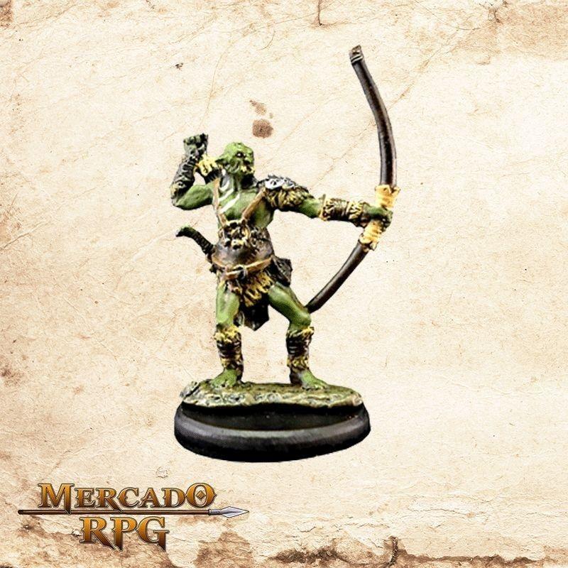 Orc - Arqueiro  - Mercado RPG