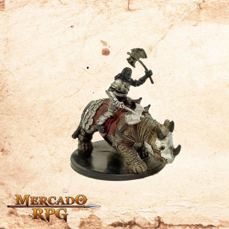 Orc Banebreak Rider - Sem carta  - Mercado RPG