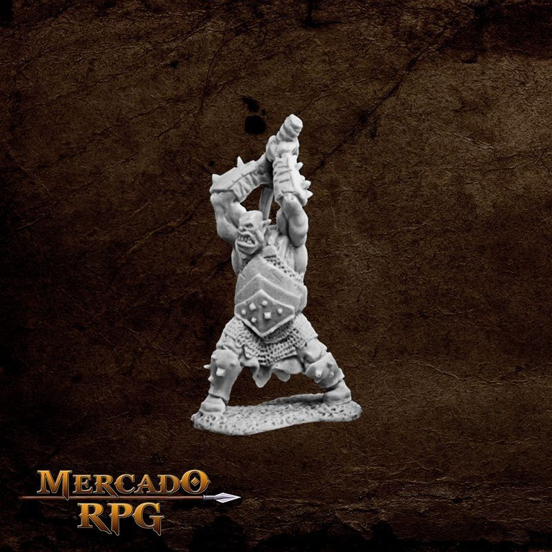 Orc Berserker (Two Handed Sword)  - Mercado RPG
