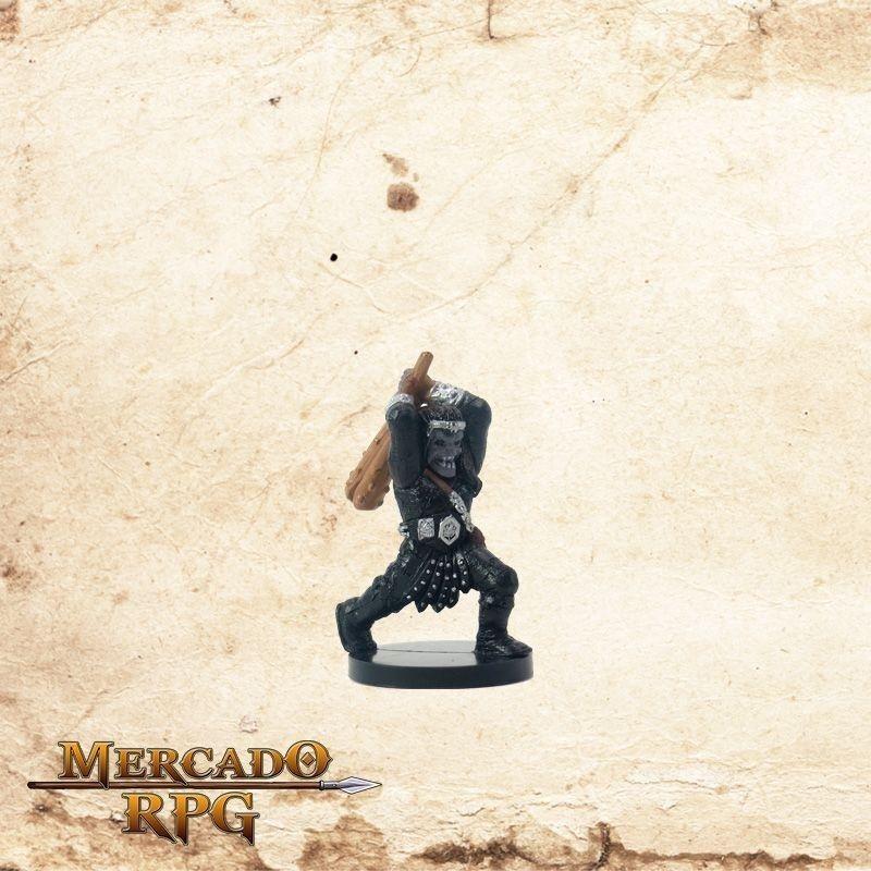 Orc Brute - Com carta  - Mercado RPG